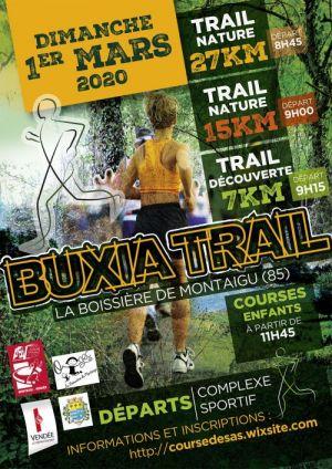 Buxia trail